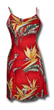 Bird of Paradise Sun Dress